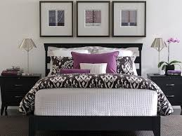 black and white and purple bedroom. purple and white bedroom combination ideas black