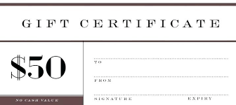 Print Gift Certificates Online Free Creative Certificate Designs To