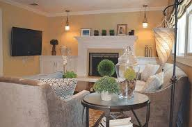 Living Room, Simple Room Designs Coffee Table Decorative Accents Round  Glass Top Rugs Las Vegas