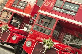 red bus Wedding Hire London Bus big red bus wedding hire london bus