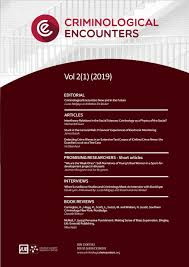 K And J Design Group Editorial Criminological Encounters Now And In The Future