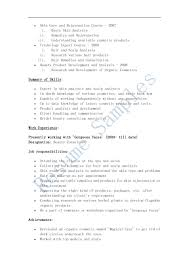 Beauty Consultant Resume Beauty Advisor Resume Cityesporaco 11