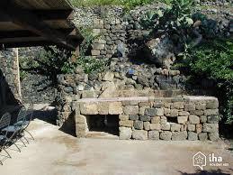 Barbecue Da Esterno In Pietra : Casa in affitto a pantelleria iha