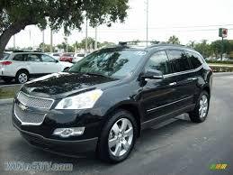 2011 Chevrolet Traverse LTZ in Black Granite Metallic - 394584 ...