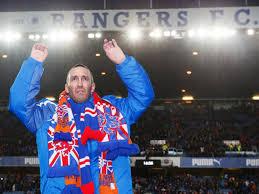 Fernando Ricksen death: Former Rangers footballer dies, aged 43 after  battle with motor neurone disease   The Independent   The Independent