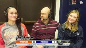 Allie Smith & Caitlyn Korzeniewski | Bill Cram Chevrolet Halftime Report on  FL1 Sports 12/17/19 - YouTube