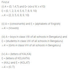 Genesis 1 And 2 Venn Diagram Ml Aggarwal Class 8 Solutions For Icse Maths Chapter 6
