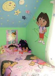 Dora The Explorer Bedroom Ideas