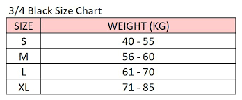 Tights Size Chart 3_4 Black Tights Size Chart Awesome Gears