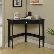 office corner writing desks amusing black painted wood corner style desk high quality hardwood amusing black office desk