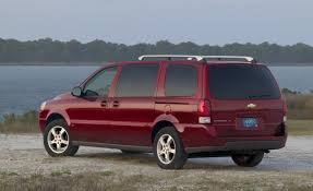 Chevrolet Uplander 2008 photo and video review, price ...