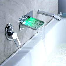 bathroom faucet with led light lighted bathroom faucets lighted led wall mounted bathroom faucet faucets lighting for bathrooms sink lighted bathroom