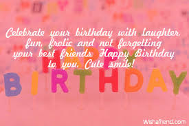 Cute Best Friend Birthday Quotes - best friend birthday quotes ... via Relatably.com