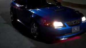 CUSTOM 2000 FORD MUSTANG GT BY: J.R.WILLIS - YouTube