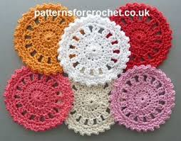 Crochet Free Patterns Best Trendy Crochet Free Patterns Free Crochet Pattern For Round Coaster