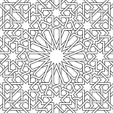 Moroccan Design Moroccan Pattern Its A Vector Used In Architectural Design For