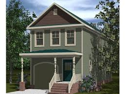 Victorian House Plans   Affordable Victorian Home Plan Fits Narrow    Small Victorian Home  H