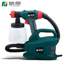 fujiwara electric spray latex paint sprayer paint spray paint painting tools nozzle caliber 2 5