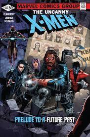 Sneak Peek: Uncanny X-Men #140.5 Advanced Preview – Weird Science Marvel  Comics