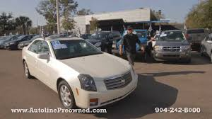Autoline's 2006 Cadillac CTS 3.6L Walk Around Review Test Drive ...