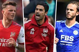 Maddison to Arsenal? Why Arteta's ...