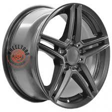 Rial <b>M10</b> Metal Grey <b>7.5x16/5x112</b> ET45.5 D66.5 диски - купить ...