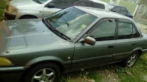 1990 Toyota Corolla for sale in Kingston, Jamaica Kingston St ...