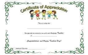 Best Teacher Certificate Templates Free Best Teacher Award Certificate Printable Images Of Favorite Template