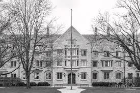 Ball State University Elliott Hall Photograph By University Icons
