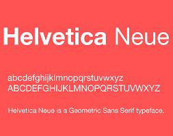 Helvetica New Light Helvetica Neue Font Free Download Free Fonts Helvetica