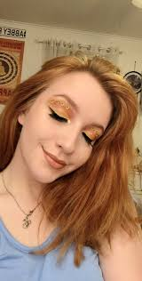 dr phil stan on twitter not my best i m still practicing my eye makeup but this is a sunflower look i did last night looking forward to