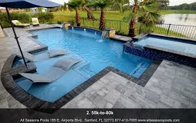 Pool Designs For Small Backyards Extraordinary Pin By Lis Q On Patio In 48 Pinterest Backyard Pool