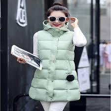 Buy Winter Vest Women <b>2016 New Fashion</b> Waistcoat Plus Size ...