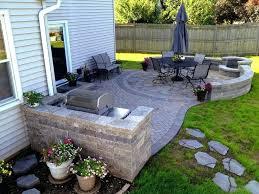 backyard fire pit small