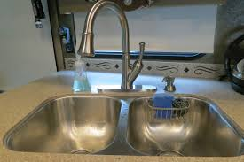 replacing our kitchen faucet
