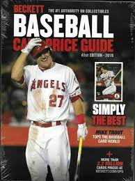 We did not find results for: Beckett Price Guide 2019 Baseball Card For Sale Online Ebay