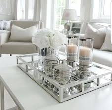 Decorative Trays For Living Room Living Room Colors Best Trays For Coffee Table Ideas On Impressive 14