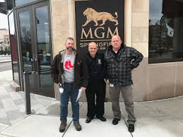 Casino Security Mgm Springfield Casino Security Officers Who Are Under Union Busting