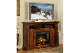 innovative ideas amish fireplace tv stand dining room adorable brown great costco console for luxury