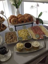 What Food To Serve At A Coed Baby Shower Throw Bridal Or  Baby What To Serve At Baby Shower
