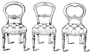 chair drawing. chair drawing