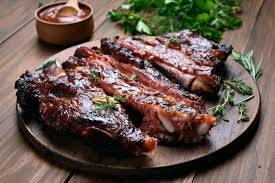 Pork Ribs Temperature Chart 3 2 1 Barbecue Rib Smoking Method
