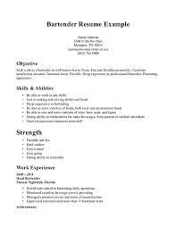 Duties Of A Waitress Resume Alluring Restaurant Head Waiter Resume ...