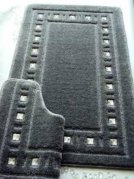 gray bathroom rug sets gray bathroom sets gray bathroom rug sets gray bath rug sets light