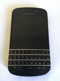 Blackberry Q10 – Used – CampusTec