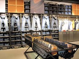 Famous Brand Garment Shop Interior Design