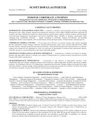 commercial law attorney resume lawyer sample resume attorney
