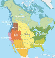 Native American History For Kids Tribes And Regions