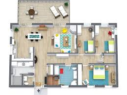 3 Bedroom Floor Plans Awesome Inspiration