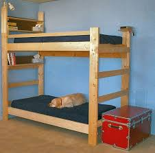 DIY Bunk Bed Plans | diy bunk bed for camping | Sdoople